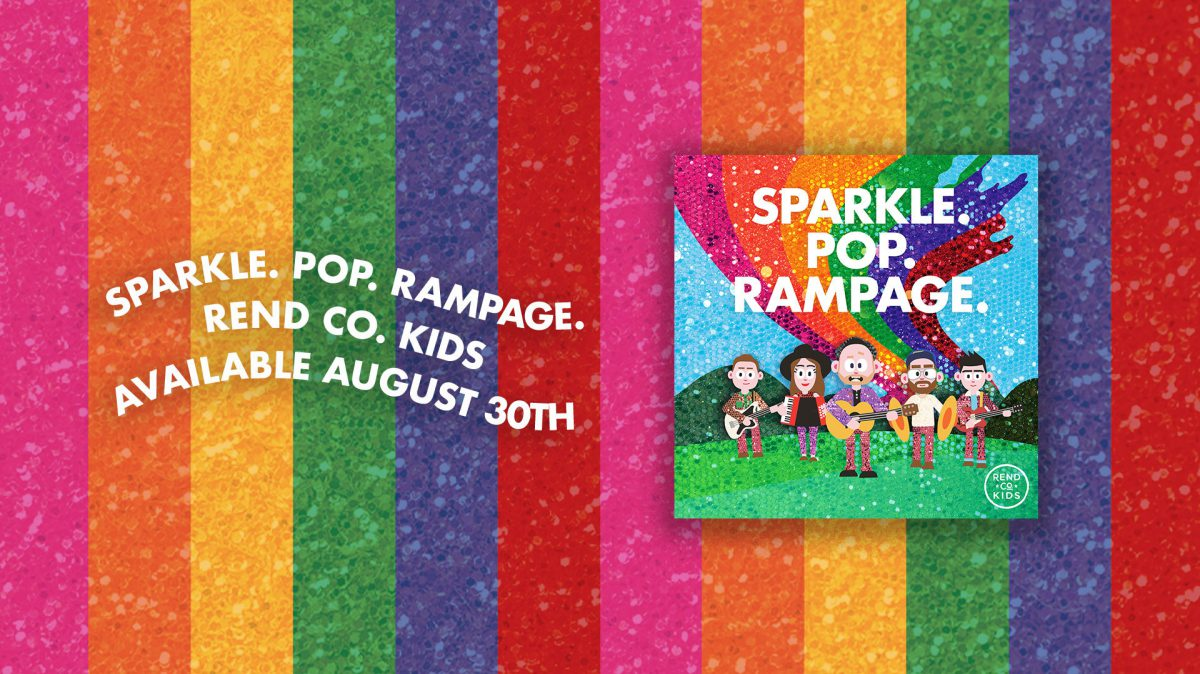 Sparkle. Pop. Rampage.